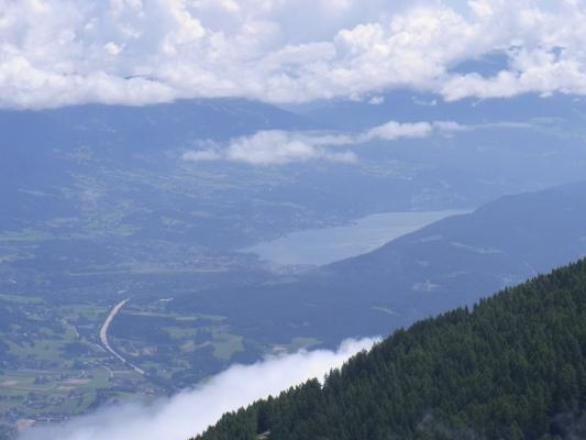 Alpen, Kreuzeckgruppe, Österreich