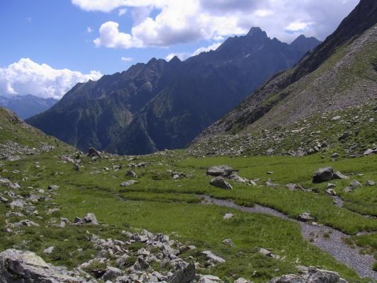 Alpen, Außerretschitz, Schobergruppe, Österreich