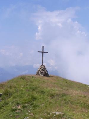 Alpen, Hugo-Gerbers-Hütte, Kreuzeckgruppe, Österreich