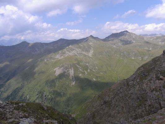 Alpen, Goldberggruppe, Melenkopf, Österreich