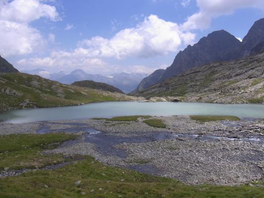 Adolf-Noßberger-Hütte, Alpen, Schobergruppe, Österreich