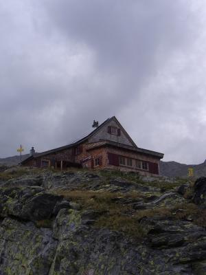 Adolf-Noßberger-Hütte, Alpen, Hütte, Schobergruppe, Österreich