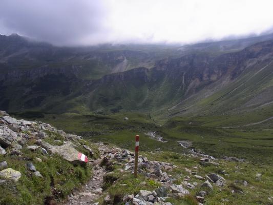Alpen, Glocknergruppe, Österreich