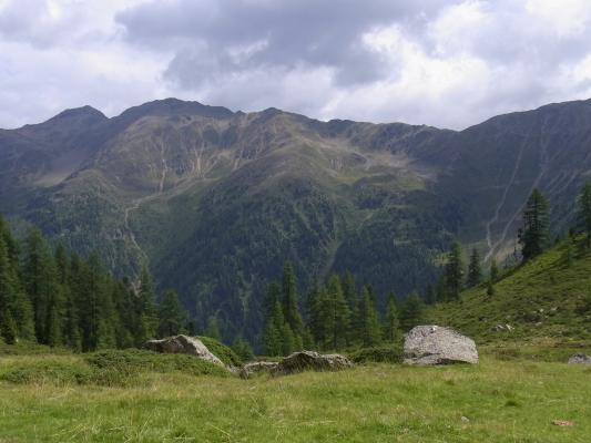 Alpen, Kreuzeckgruppe, Törlkopf, Österreich