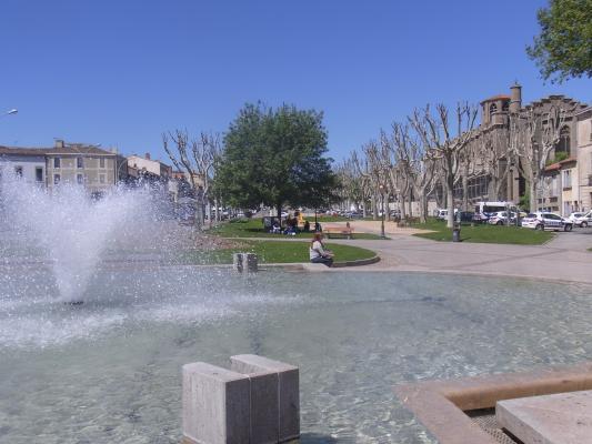 Carcassonne, Frankreich, Languedoc-Roussillon