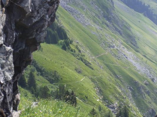 Champagny-en-Vanoise, Frankreich, Savoie, Vanoise
