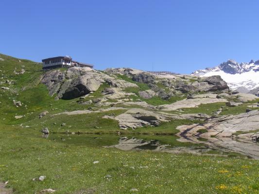 Frankreich, Hütte, Savoie, Vanoise