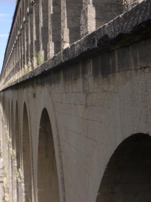Aquädukt, Frankreich, Languedoc-Roussillon, Montpellier