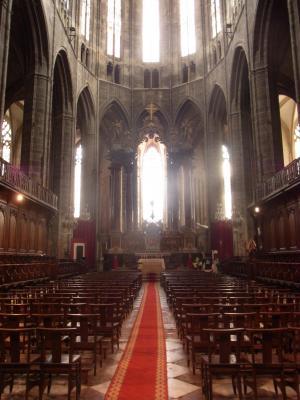 Frankreich, Kathedrale, Languedoc-Roussillon, Narbonne