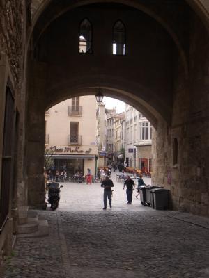 Frankreich, Languedoc-Roussillon, Narbonne, Palais
