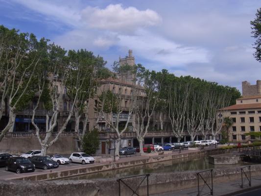 Frankreich, Languedoc-Roussillon, Narbonne