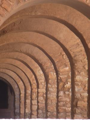 Festung, Frankreich, Languedoc-Roussillon, Salses-le-Chateau