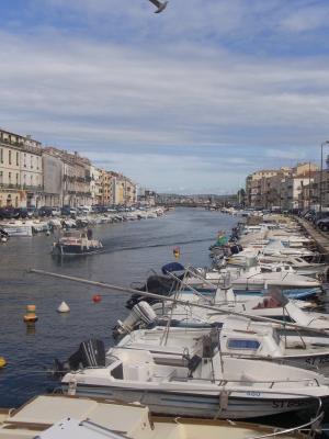 Frankreich, Hafen, Languedoc-Roussillon, Sète