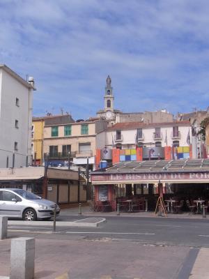 Frankreich, Languedoc-Roussillon, Sète