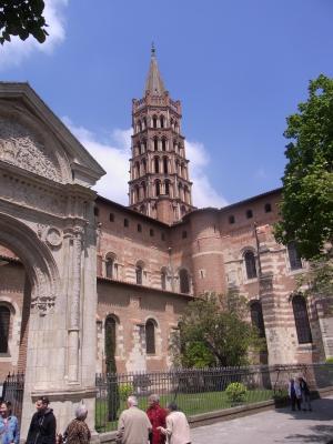 Basilique, Frankreich, Midi-Pyrénées, Toulouse