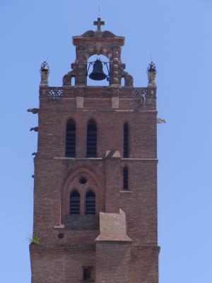 Frankreich, Kathedrale, Midi-Pyrénées, Toulouse