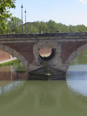 Brücke, Frankreich, Midi-Pyrénées, Toulouse
