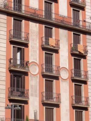 Barcelona, Barri Gotic, Spanien