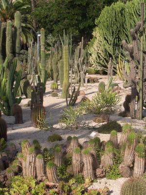 Barcelona, Montjuic, Park, Spanien