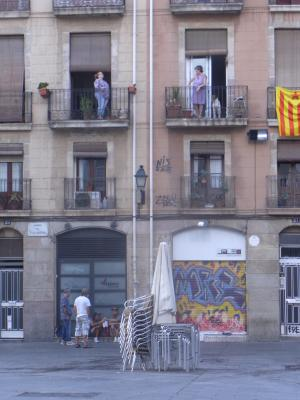 Barcelona, El Raval, Spanien