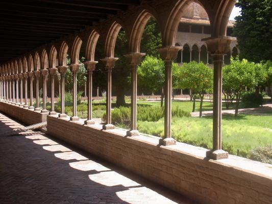 Barcelona, Kloster, Spanien