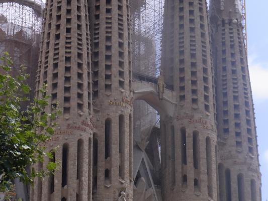 Barcelona, Kathedrale, Spanien