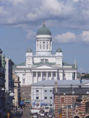 Dom, Finnland, Helsinki