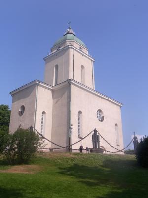 Festung, Finnland, Helsinki, Kirche, Seefestung Suomenlinna