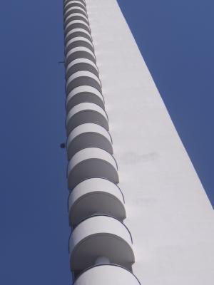 Finnland, Helsinki, Stadion, Turm