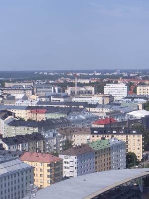 Ausblick, Finnland, Helsinki