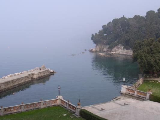 Italien, Miramare, Schloss, Triest
