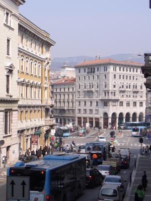 Italien, Triest