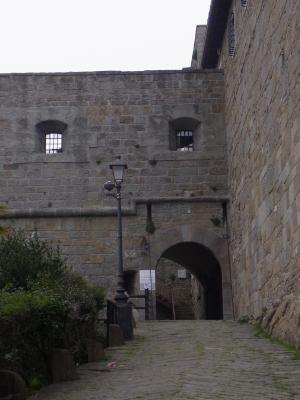 Burg, Italien, Triest