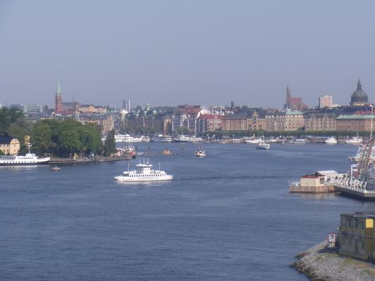 Norrmalm, Schweden, Skeppsholmen, Stockholm