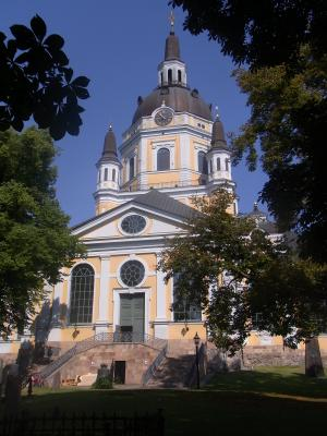 Kirche, Schweden, Stockholm, Södermalm