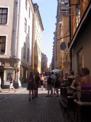 Gamla Stan, Schweden, Stockholm