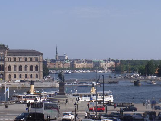 Gamla Stan, Schweden, Stockholm, Östermalm
