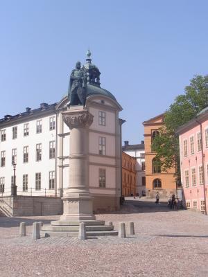 Riddarholmen, Schweden, Stockholm