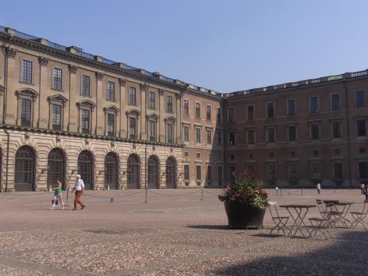 Gamla Stan, Schloss, Schweden, Stockholm