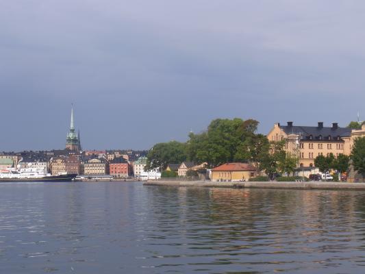 Gamla Stan, Schweden, Skeppsholmen, Stockholm