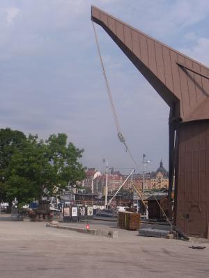 Schweden, Skeppsholmen, Stockholm