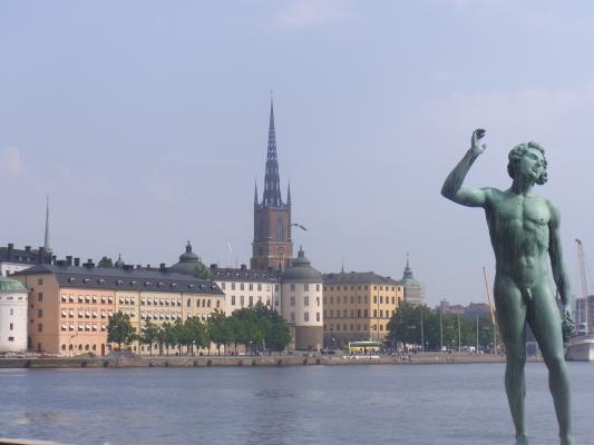 Gamla Stan, Kungsholmen, Schweden, Stockholm