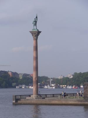 Denkmal, Kungsholmen, Schweden, Stockholm