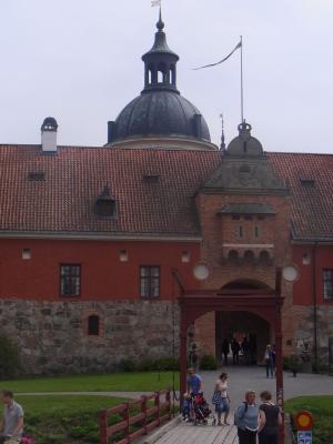 Mariefred, Schloss, Schweden