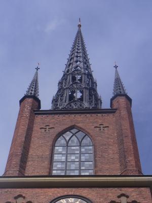 Kirche, Riddarholmen, Schweden, Stockholm