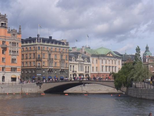 Norrmalm, Schweden, Stockholm