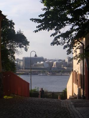 Schweden, Stockholm, Södermalm
