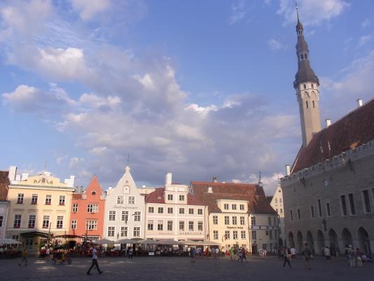 Estland, Rathaus, Tallinn