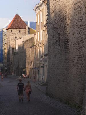 Estland, Tallinn, Turm