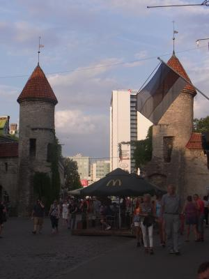 Estland, Tallinn, Tor